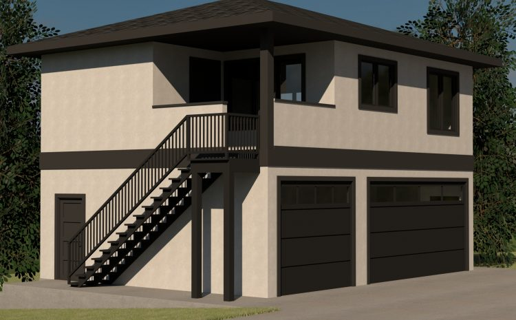 Garage Suite | Winston Heights