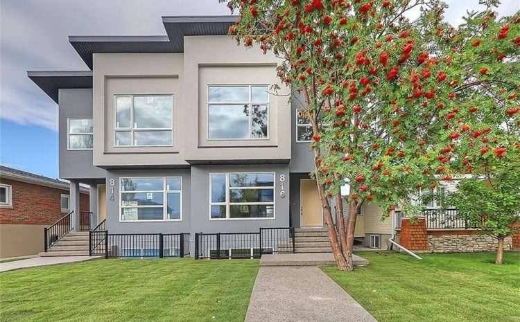 Modern & Open | Winston Heights Duplex